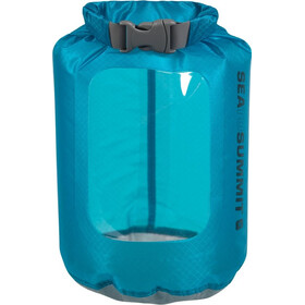 Sea to Summit Ultra-Sil View Dry Sack 8L Blue